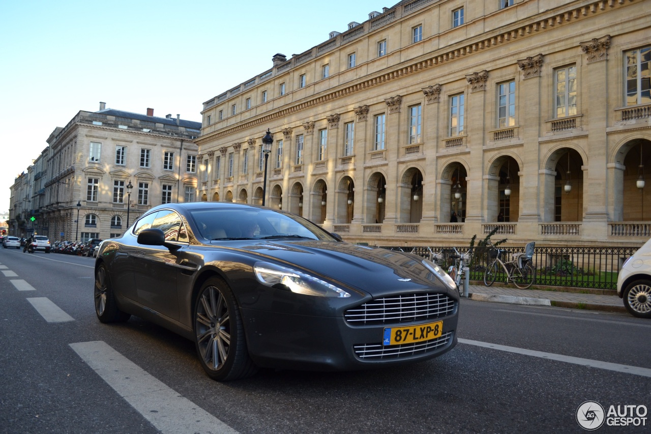 aston martin rapide 9 december 2015 autogespot. Black Bedroom Furniture Sets. Home Design Ideas