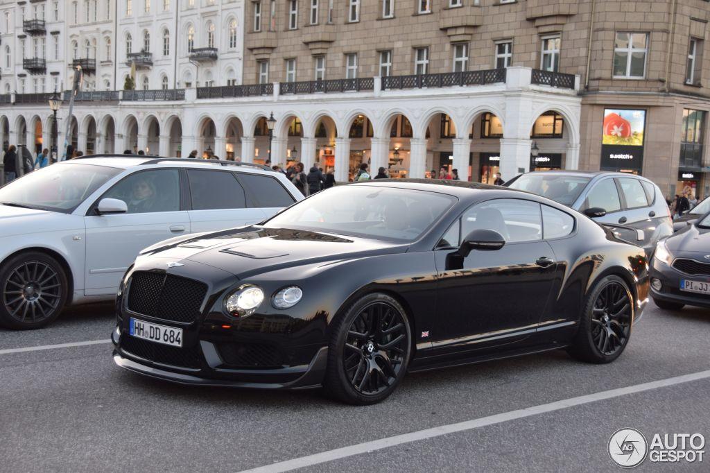 Bentley Continental Gt3 R 9 December 2015 Autogespot