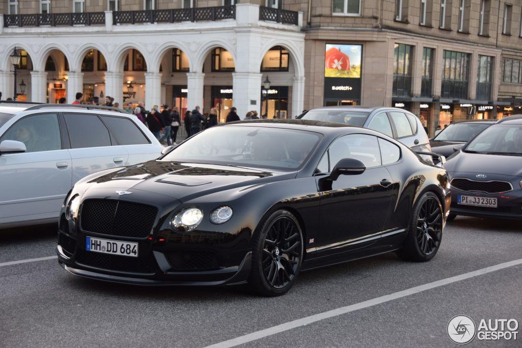 Bentley Continental GT3-R - 9 December 2015 - Autogespot