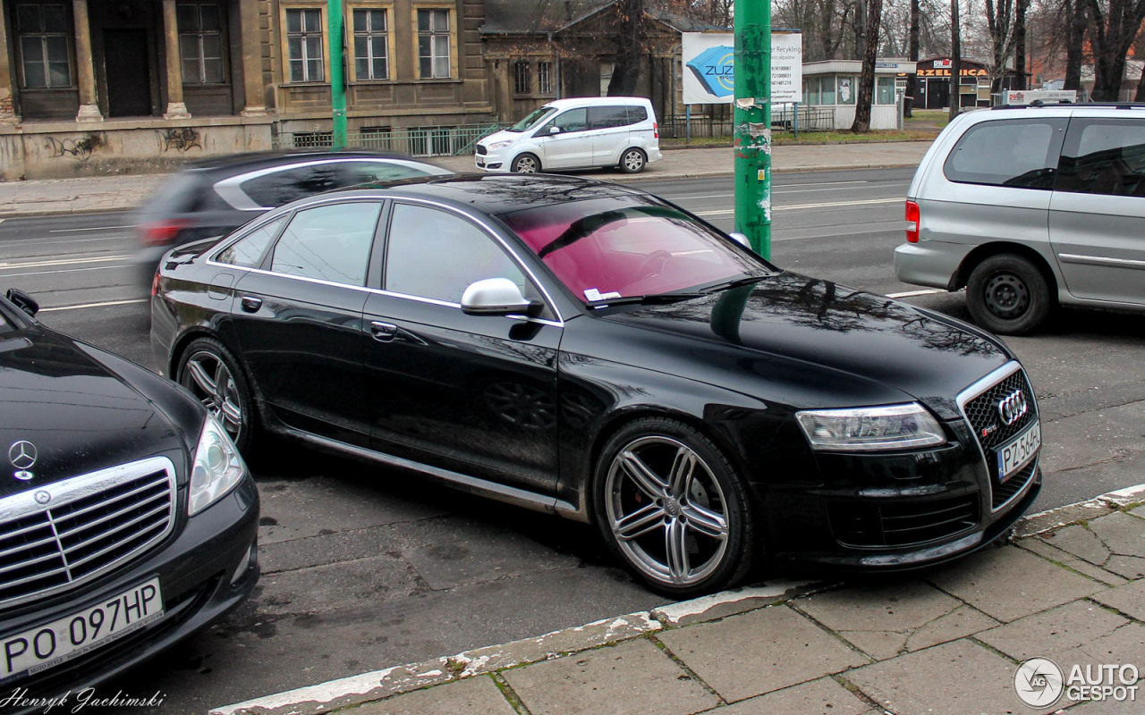 audi rs6 sedan c6 14 december 2015 autogespot. Black Bedroom Furniture Sets. Home Design Ideas
