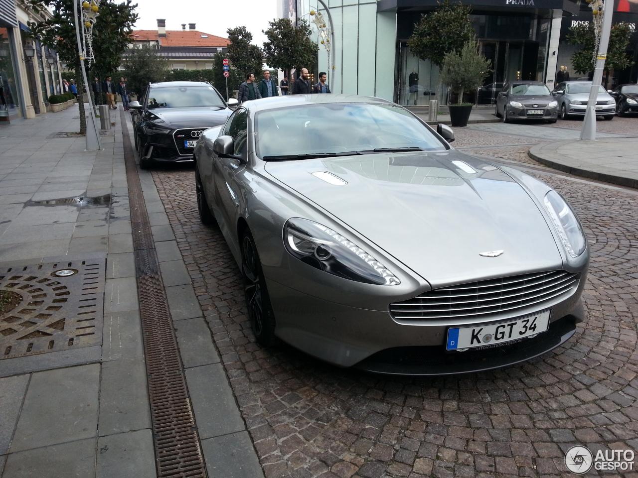 Aston Martin Db9 Gt 2016 Bond Edition 17 Dezember 2015 Autogespot
