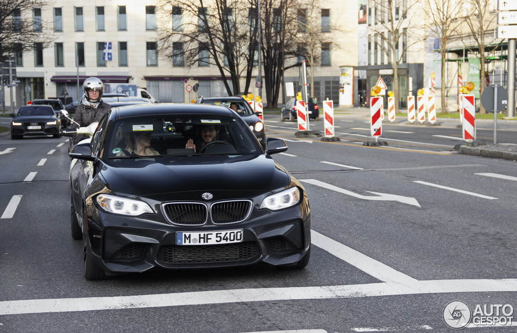 Bmw M2 Coup 233 F87 19 December 2015 Autogespot