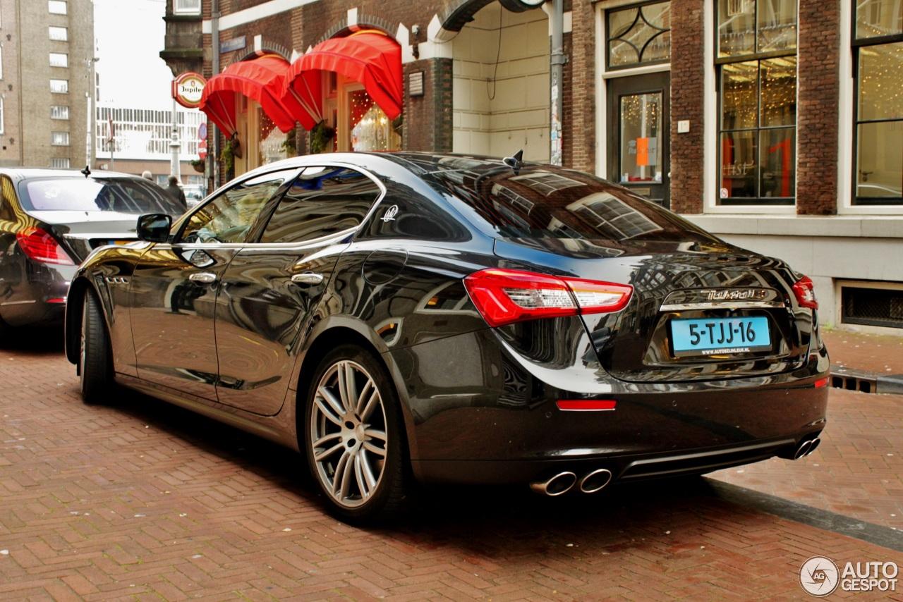 Maserati Ghibli Diesel 2013 - 19 december 2015 - Autogespot