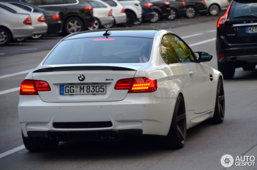 Bmw M3 E92 Coup 233 23 December 2015 Autogespot