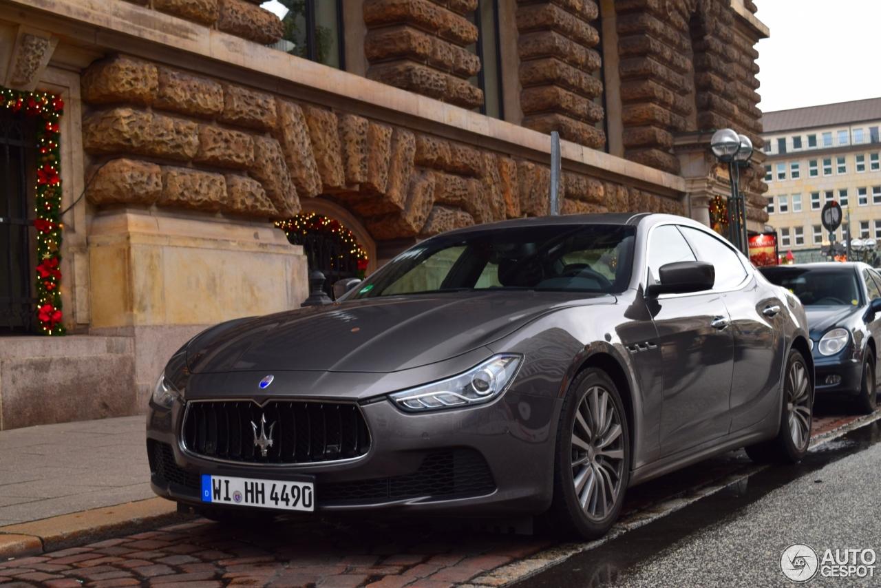 Maserati Ghibli 2013 - 27 December 2015 - Autogespot