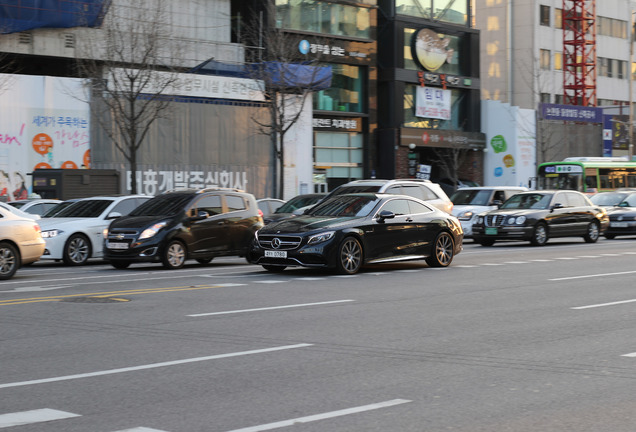 Mercedes-Benz S 63 AMG Coupé C217