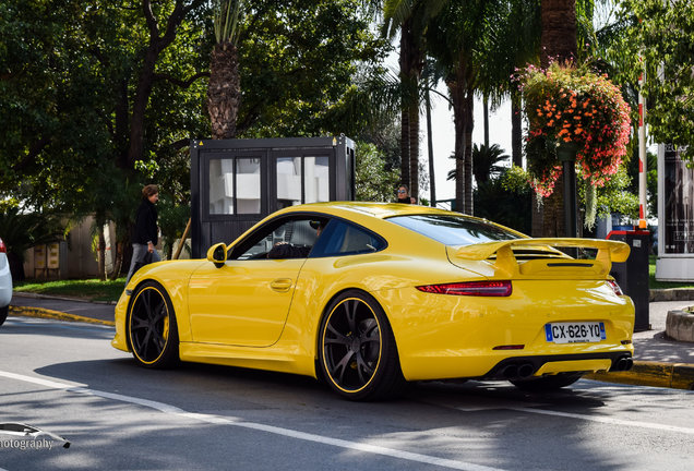 Porsche 991 Techart Carrera S