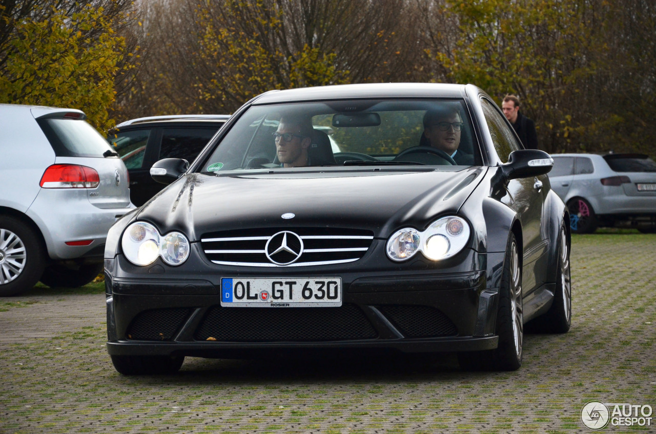Mercedes benz clk 63 amg black series 29 december 2015 for Mercedes benz 3 series