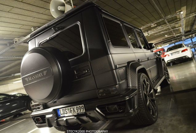 Mercedes-Benz Mansory Gronos Black Edition